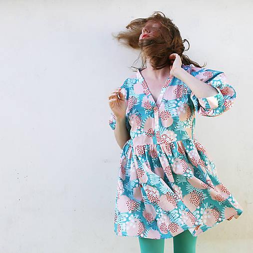 Šaty - šaty Almost Zero - 13395741_