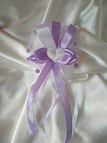 Pierka - Pierko fialové pre ženícha - 13396065_
