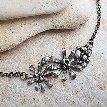 Náhrdelníky - DAISY Pearl náhrdelník - 13394000_