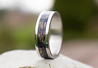 Prstene - Prsteň levandula - 13395440_