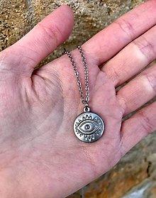 Náhrdelníky - Minimalistický náhrdelník - 13394143_
