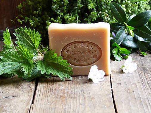 BRUNETKA prírodný tuhý šampón
