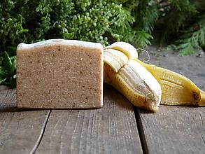 Drogéria - Sol'né mydlo Banán a med - 13393274_