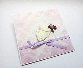 Papiernictvo - Pohľadnica ... možno som Tvojim Anjelom - 13397712_