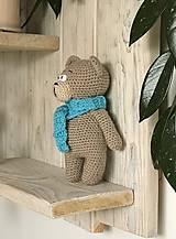 Hračky - Medvedik Teddy - 13397203_