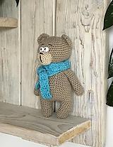 Hračky - Medvedik Teddy - 13397204_