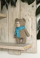 Hračky - Medvedik Teddy - 13397206_