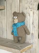 Hračky - Medvedik Teddy - 13397207_
