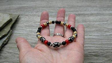 Šperky - Pánsky náramok, č. 3383 - 13396575_
