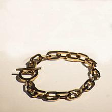 Náramky - Retiazkový náramok - 13398584_