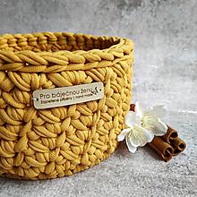 Košíky - Honey | košík pro báječnou ženu - 13401476_