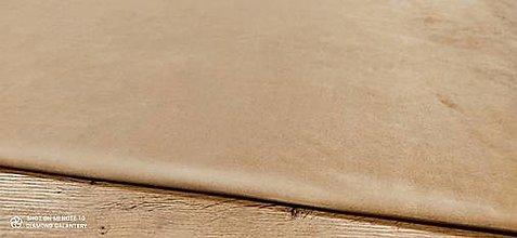Textil - Semiš (Zlato hnedá) - 13401077_
