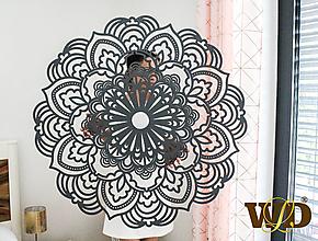Dekorácie - Mandala - 13403390_