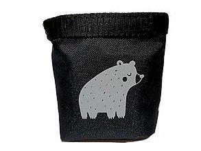 Pre zvieratká - Pamlskovník Dinofashion Medveď reflexní - 13403730_