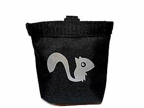 Pre zvieratká - Pamlskovník Dinofashion Veverica reflexní - 13403756_