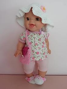 Hračky - Oblečenie pre bábätko Paola reina v 36, Minikane v. 34 cm - 13406423_