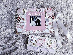 Papiernictvo - Svadobný album zdobený - 13407778_