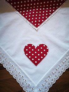 Úžitkový textil - Obrus - 13406944_