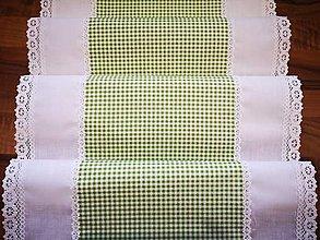 Úžitkový textil - Obrus-štola - 13407019_