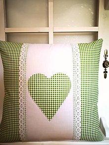 Úžitkový textil - Obliečka na vankúš - 13407035_
