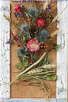 Obrazy - Kvetinový obraz - 13405842_
