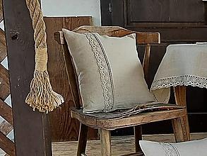 Úžitkový textil - Obliečka na vankúš Traditions - 13406907_
