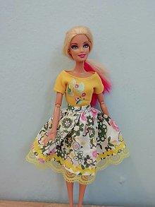 Hračky - Oblečenie pre  Barbie - 13408330_