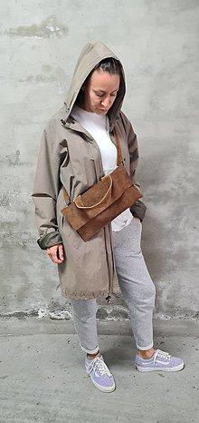 Kabelky - BROWNIE bag semišová - 13408561_