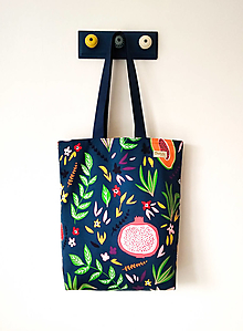 Nákupné tašky - Taška Tropical fresh - 13409647_