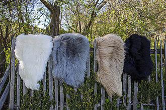 Nábytok - Luxusné ovčie kože - 13408753_