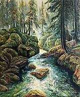 Obrazy - Sacred place - 13413234_