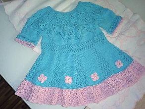Detské oblečenie - Tuniko- šatôčky detské - 13413678_