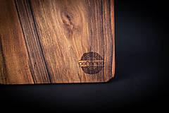 Pomôcky - Doska na krájanie drevená - 13412426_