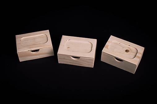 Pre oslávencov - drevená krabička s blahoželaniami