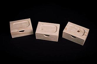 Krabičky - Pre oslávencov - drevená krabička s blahoželaniami - 13411993_