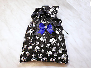 Úžitkový textil - Darčekové vrecúško, kozmetický sáčok, vrecúško na šperky, - 13415395_