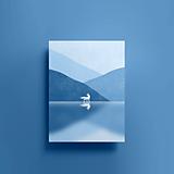 Grafika - Polární liška   Limitovaná edice - 13416066_