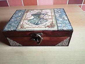 Krabičky - šperkovnica - 13414306_