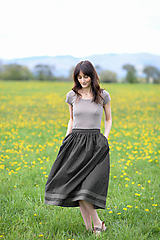 Sukne - sukňa Izabel - 13417567_