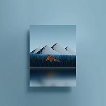 Grafika - Štrbské Pleso | Limitovaná edice - 13418593_