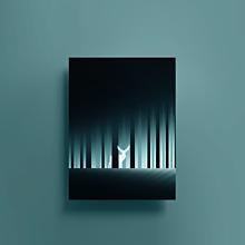 Grafika - Temný les - 13418607_