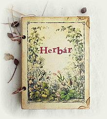 Papiernictvo - Herbár - 13418714_