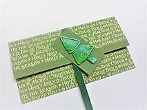 Papiernictvo - Obálka na darček III - 13422633_