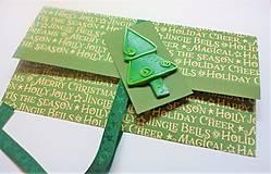 Papiernictvo - Obálka na darček III - 13422638_