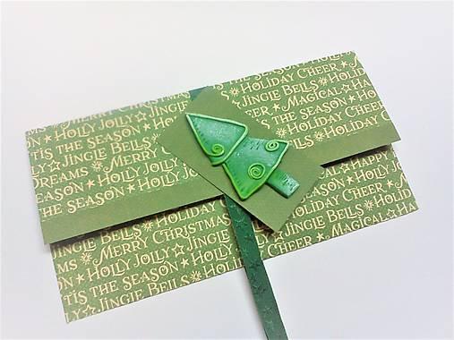 Obálka na darček III