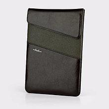 Na tablet - Kožená kolekcia NATURE, obal na tablet / notebook - 13423546_