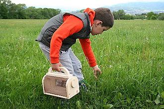 Pre zvieratá - Hmyzia krabička - 13421405_