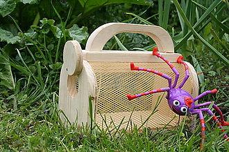 Pre zvieratká - Hmyzia krabička - 13421721_