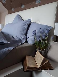 Textil - Detské ľanové posteľné obliečky Simply Fresh - 13422850_