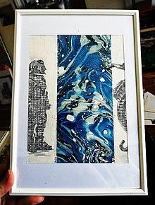 Kresby - Svet pod vodou - 13426541_